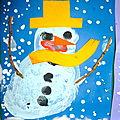 74-bonhomme de neige