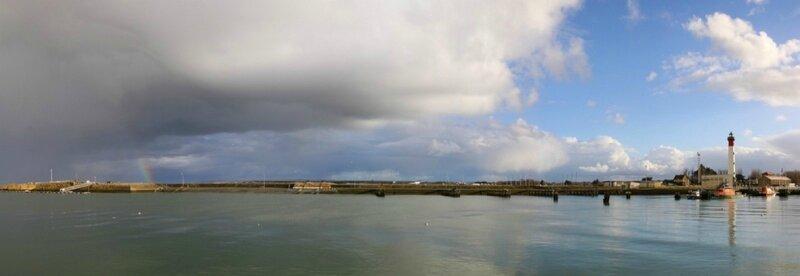 Concours de mai: Panoramique maritime