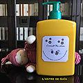 DIY pour bébés- #3 : Liniment aloé-calcaire à l'extrait CO2 de calendula (vegan)