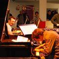 Benoit lavollée trio au concours jazz de la défense