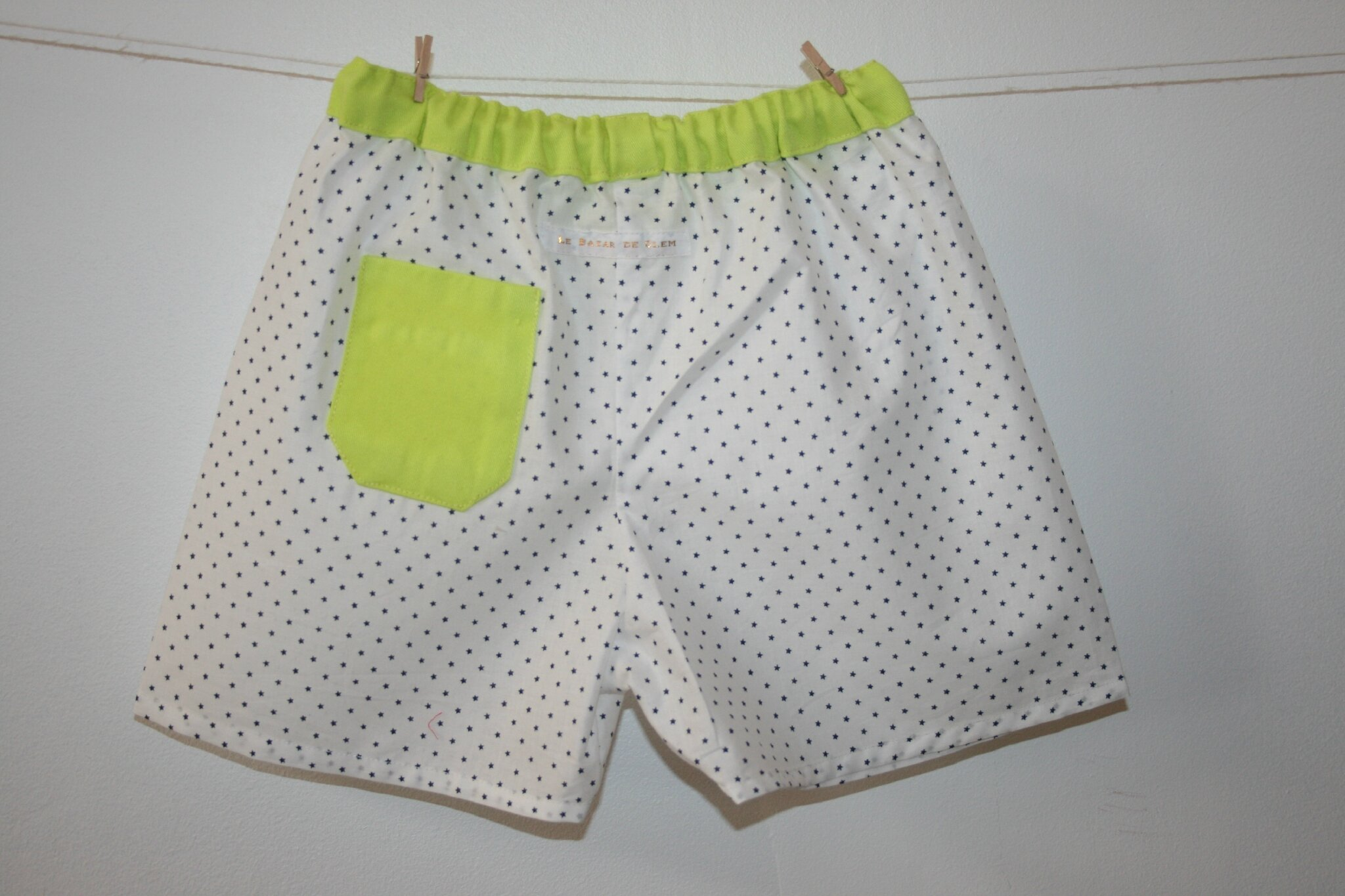 Maillot de bain little boy 10B