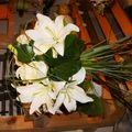 bouquet de fleur unique le lys