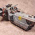 Space Wolves - Un troisième Stormwolf !!!!