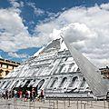 JR Collage Le Louvre_3828