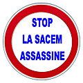 Stop la sacem assassine
