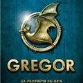 Un roman pour les plus jeunes par l'auteur de Hunger Games