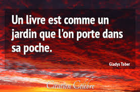 Citation Gladys Taber