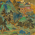 'Where the Truth Lies: The Art of <b>Qiu</b> <b>Ying</b>' at Los Angeles County Museum of Art