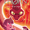 Simon thorn et le nid de serpents (tome2)