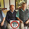 Fritz vehlow feiert sein 95. jubiläum !