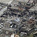 De puissantes <b>tornades</b> ont frappé plusieurs villes de l'Australie,