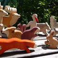 Les plus beaux jouets en bois de l'univers