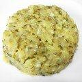 Courgettes au citron