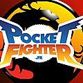 Pocket fighter , ça fait du bien par où ça frappe