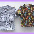 Garde robe printemps été : les chemisettes