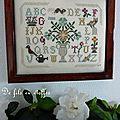 ABC les fleurs