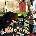 Un nouvel atelier a vu le jour : la rénovation d'objet