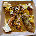 Soupe de poissons spéciale Bena