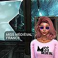 MISS MEDIEVAL AIN