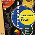 Colors In Town : la plus belle <b>chorale</b> Gospel du 13e arrondissement