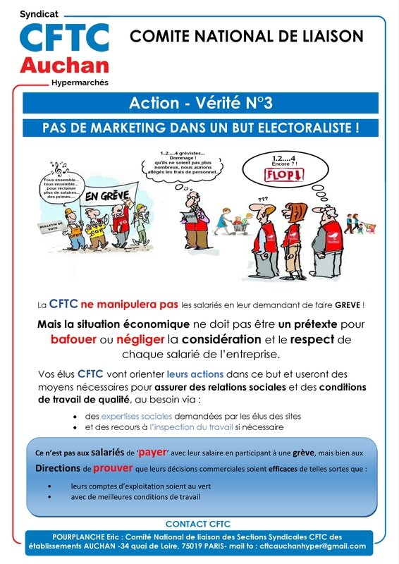 TRACT VERITE N°3