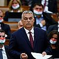 """Viktor Orbán : """"À moins d'ignorer les lois des mathématiques, il n'est pas difficile de voir la réalité du <b>remplacement</b> de popul"""