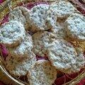 Gosomi ou biscuit coréens au sésame