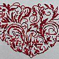 Coeur garance