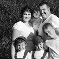La vie ordianire d'une famille XXL vivant sur 1 revenu