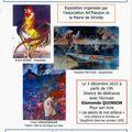 Exposition de peinture à Viriville, du 4 au 12 décembre 2010. Vernissage le 3 décembre.