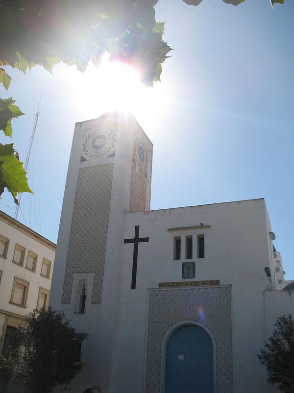 église Larache