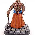 Brawny Evil Priest / Citadel