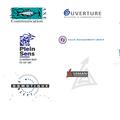 Logos pour clients : événementiel, services, industries,