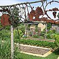 Exposition au jardins rocambole