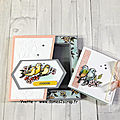 Tuto coffret <b>mini</b>-<b>album</b>