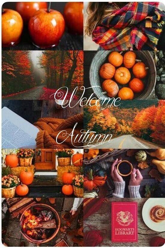Bienvenue à l Automne et joyeux mois de Septembr