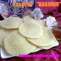 Baghrir marocain