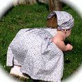 robe froncée intemporels