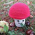 Le temps des champignons...