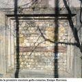 Un vestige du rempart <b>gallo</b>-<b>romain</b>...
