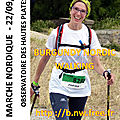 B.NW ** Bourgogne Marche nordique ** Burgundy Nordic Walking ** B.NW