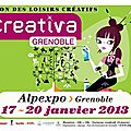 Le salon creativa 2013