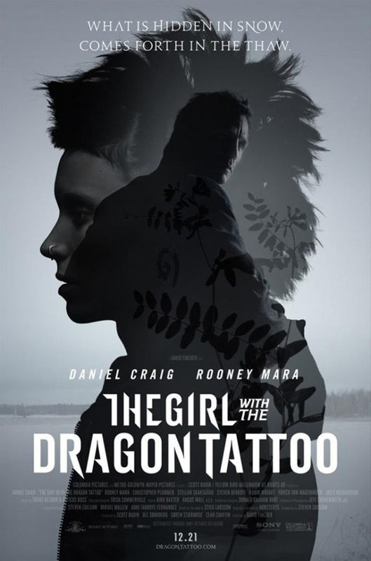 The Girl with the dragon tattoo (David Fincher)