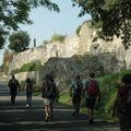40-Clansayes, remparts sud