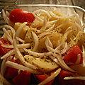 Dernières salades d'été