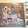 Présentation scrap presse