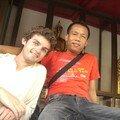 Bangkok, Wat Pho, rencontre fortuite