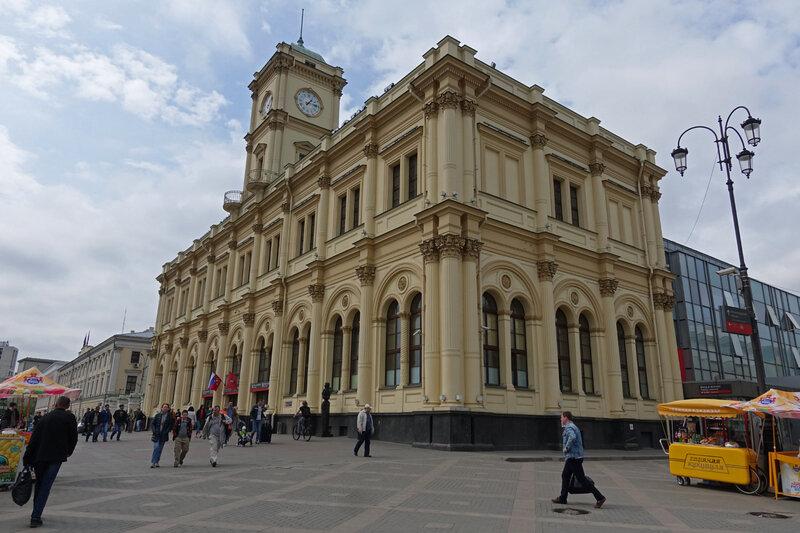 Gare de Léningrad
