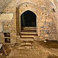 Salles De Villefagnan restauration prieuré Saint-Martin ,Arts appliqués en <b>architecture</b> DU PATRIMOINE ,chantiers REMPART