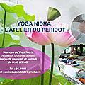 Le yoga nidra à